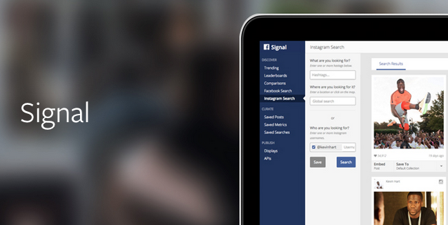 Facebook launches Signal, a way for journalists to gather news without Twitter