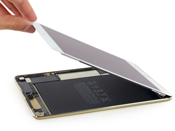 Inside the iPad Mini 4: Basically a smaller iPad Air 2