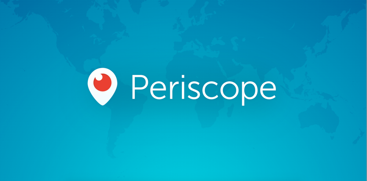 Now you can see if someone screenshots your Periscope broadcasts