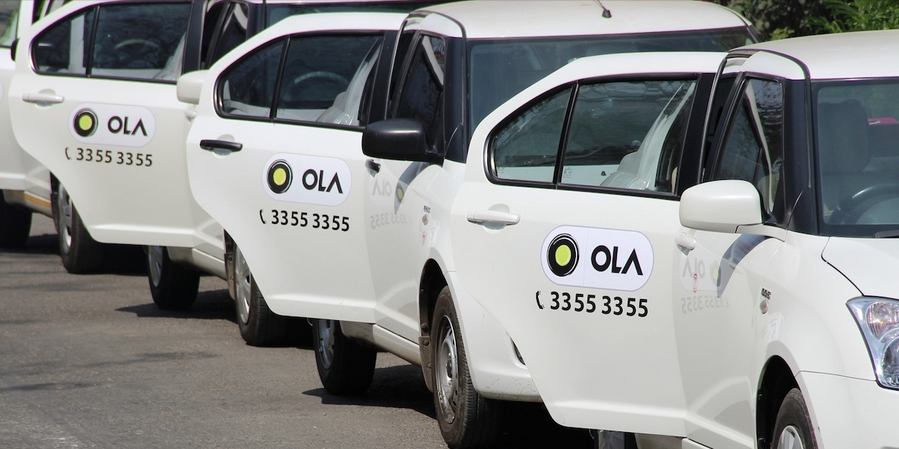 Ola mobile taxi app releases its API to popular brands and developers