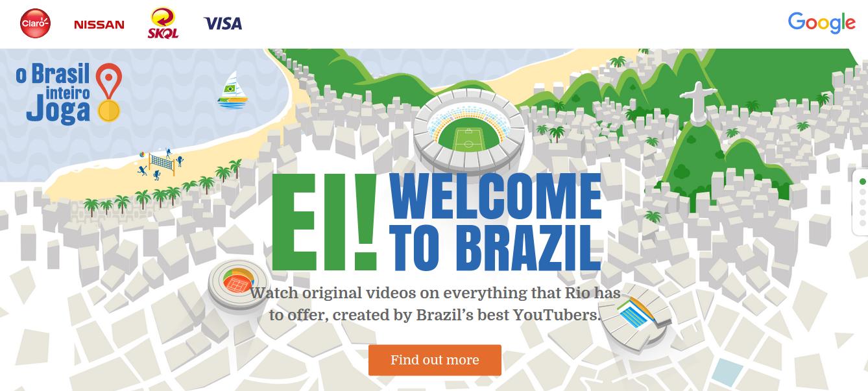 O Brasil inteiro joga