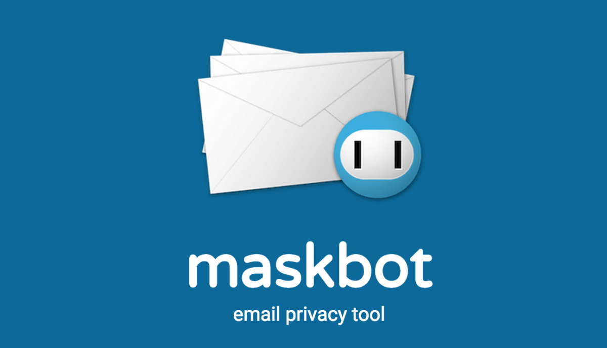 Maskbot will keep your dirty online subscriptions private