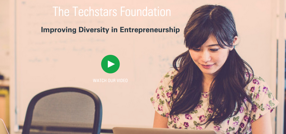 TechStars Foundation will fund organizations boosting tech diversity
