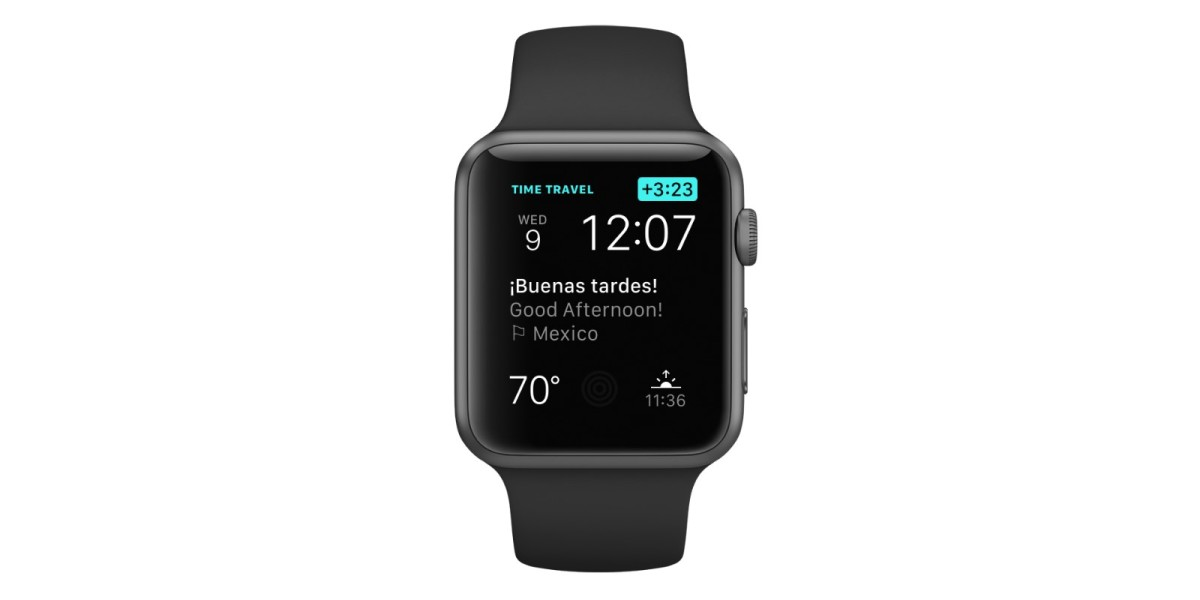 Translator for Apple's WatchOS 2 will show you time-aware local phrases when you're abroad ...