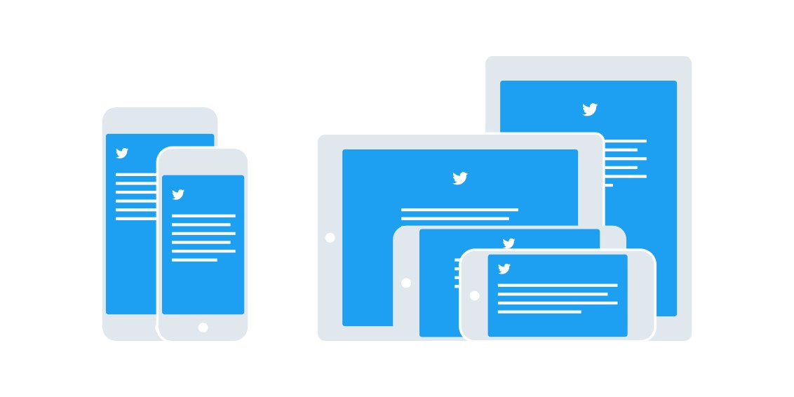 Twitter updates on iPad for a unified experience across devices