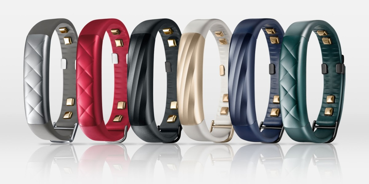 Jawbone rolls out new features, colors and a redesigned clasp for UP activity trackers