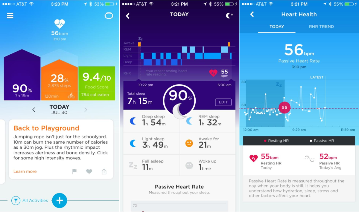 Jawbone's UP activity trackers get new features, colors and a redesigned clasp