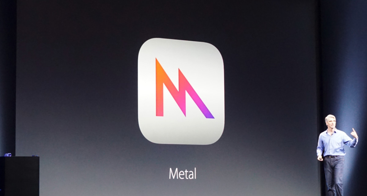 Metal is 3x faster on iPhone 6s compared to iPhone 6