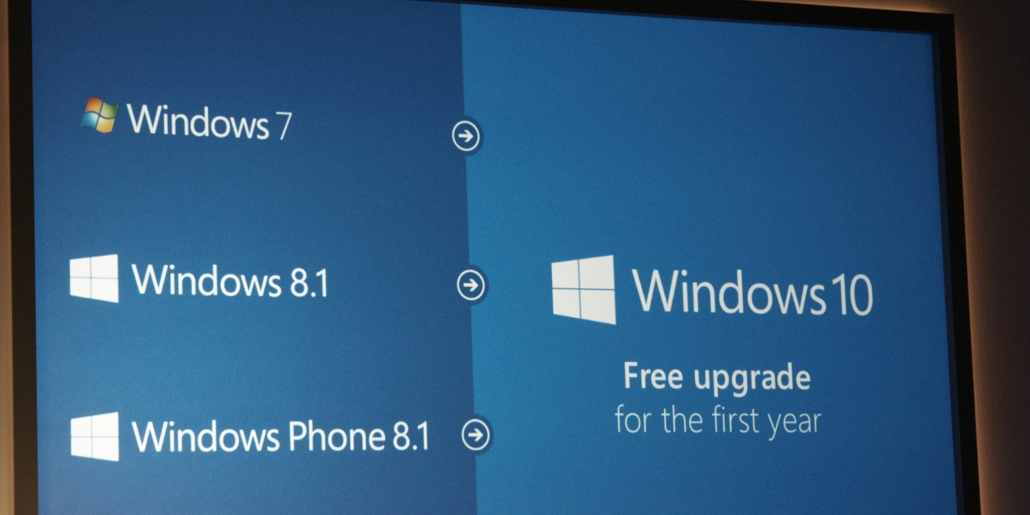 Microsoft is automatically downloading Windows 10 to your PC