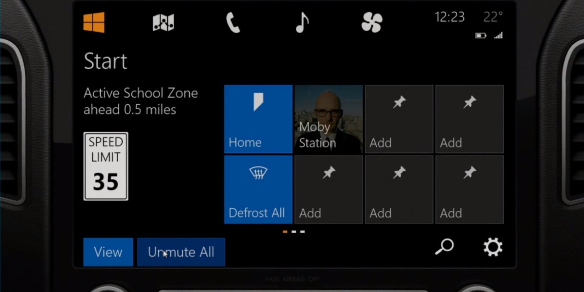 Microsoft wants to bring Cortana to your car
