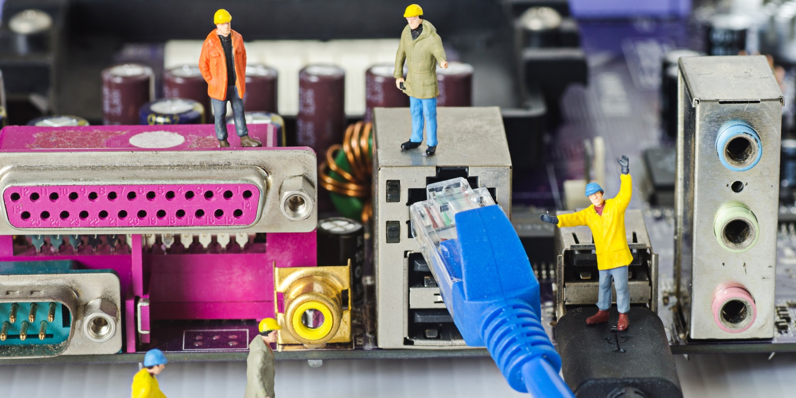 Slow broadband for millions in UK push MPs to call for split of BT
