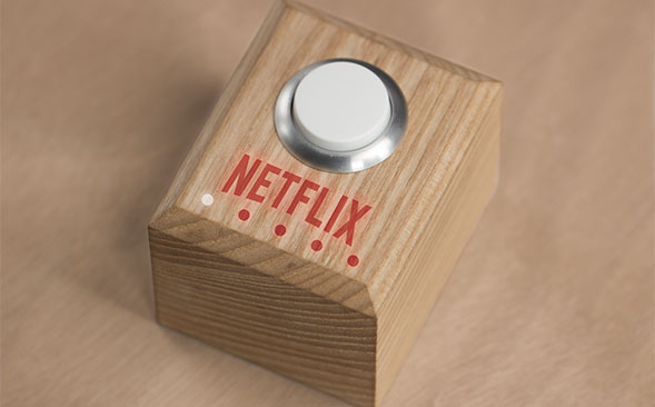 Netflix has made a real 'Netflix and Chill' button