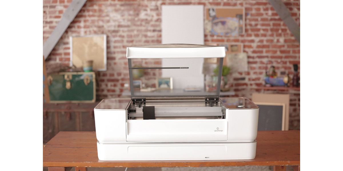 Glowforge 3D laser printer could make mini manufacturers of us all