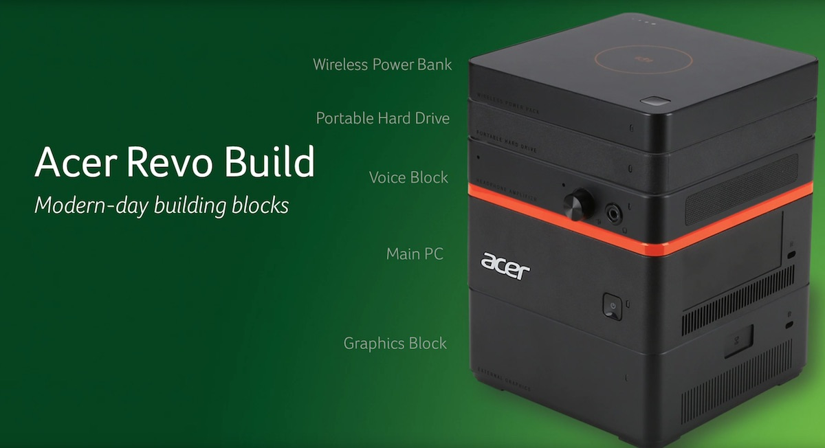 Acer has an amazing new modular PC
