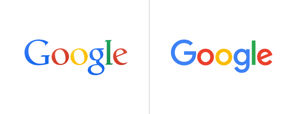 Change in Google Icon