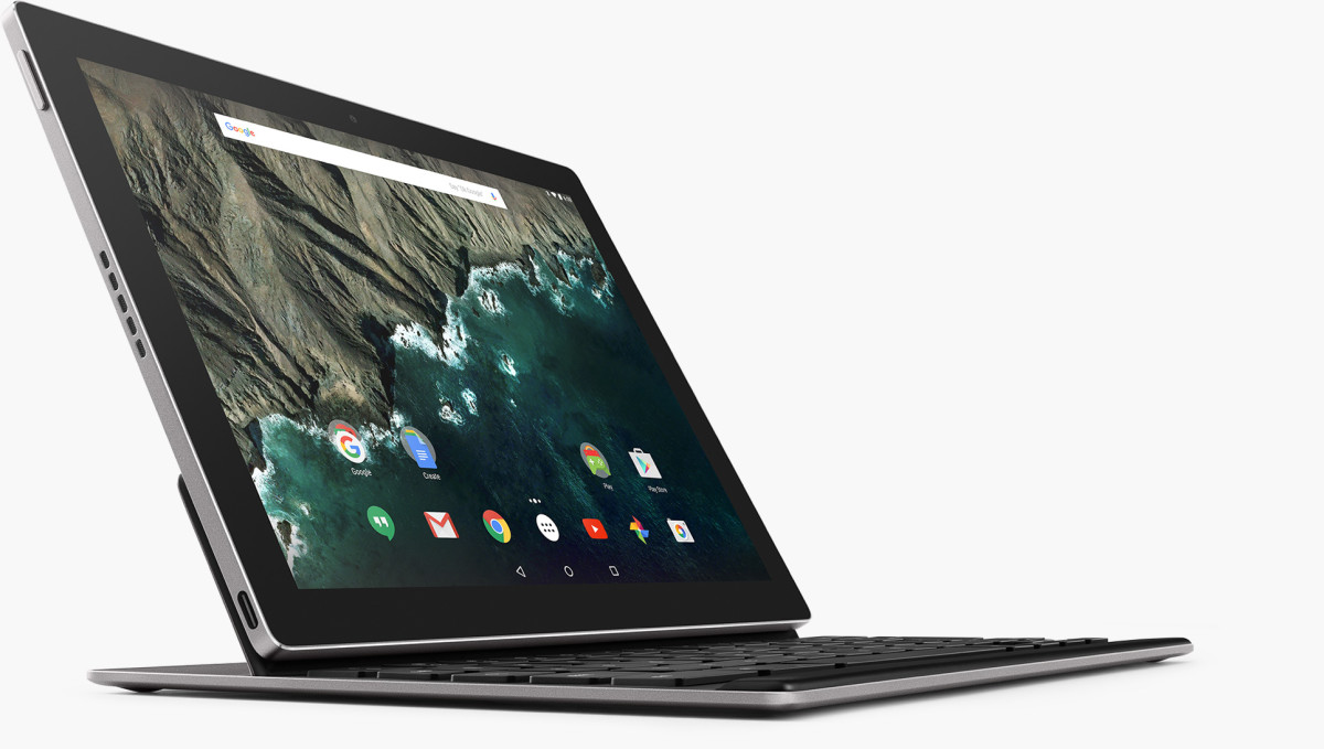 The Pixel C is Google's take on the convertible tablet concept seen on the Surface and iPad Pro