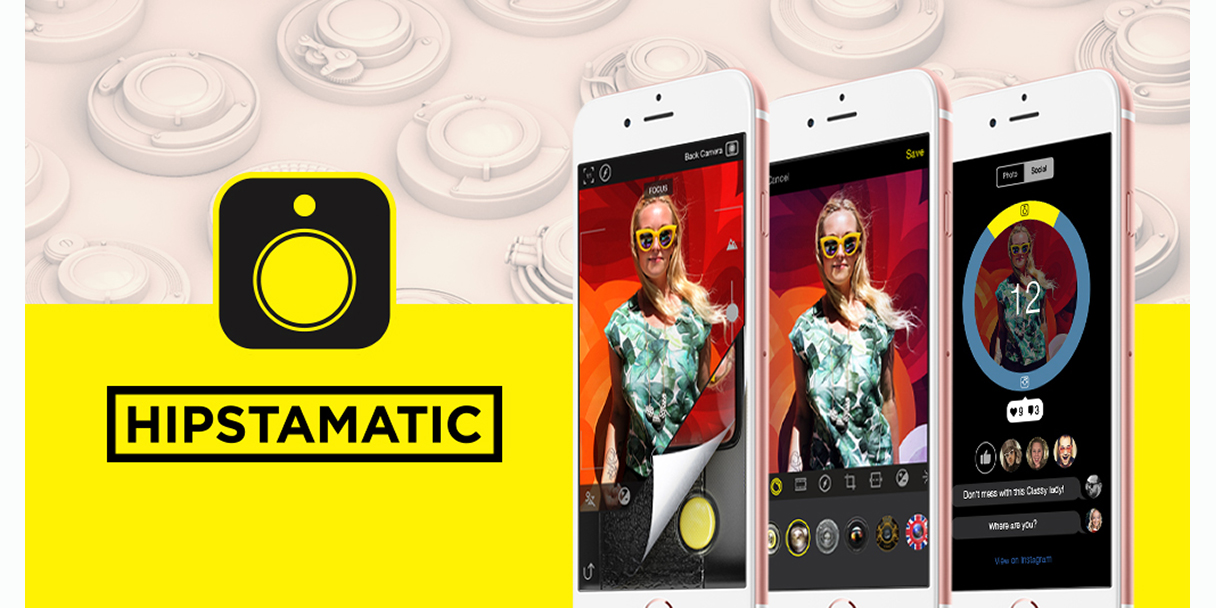 Hipstamatic launches massive upgrade to its iOS photo app just in time for the iPhone 6s