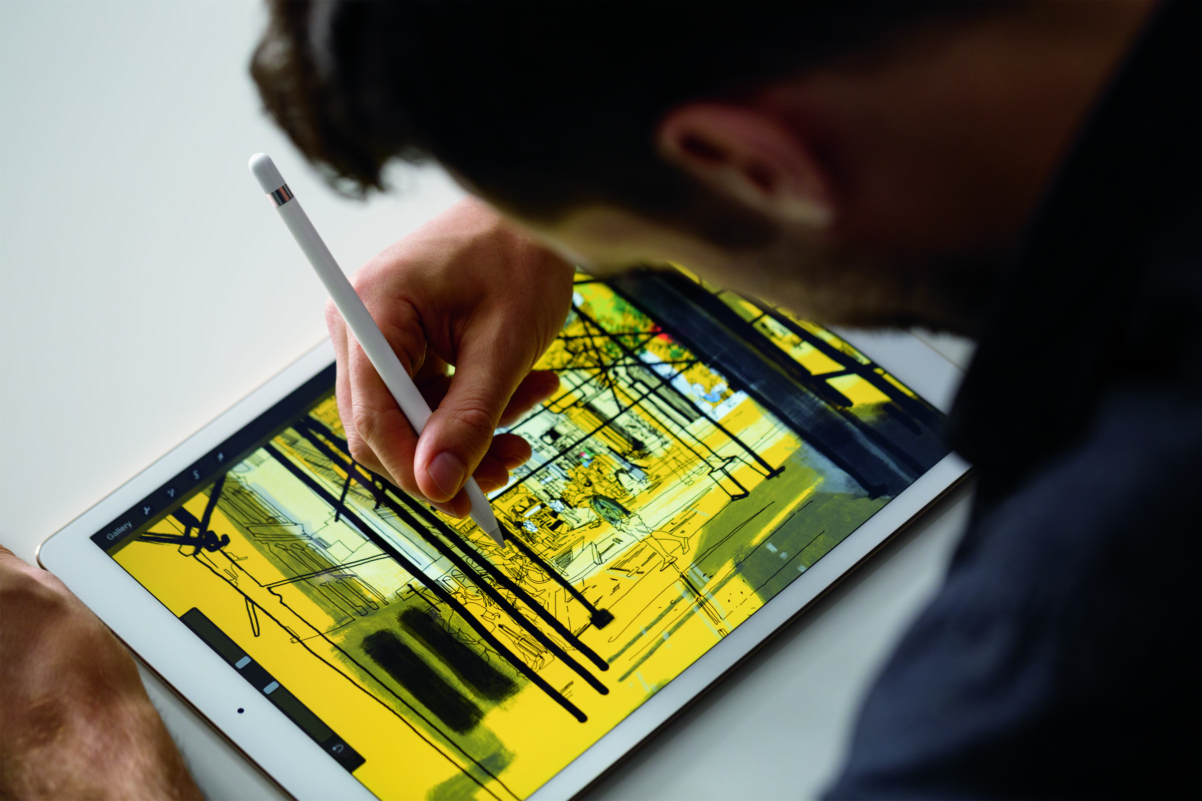The must have toolkit for designers: iPad Pro and Apple Pencil