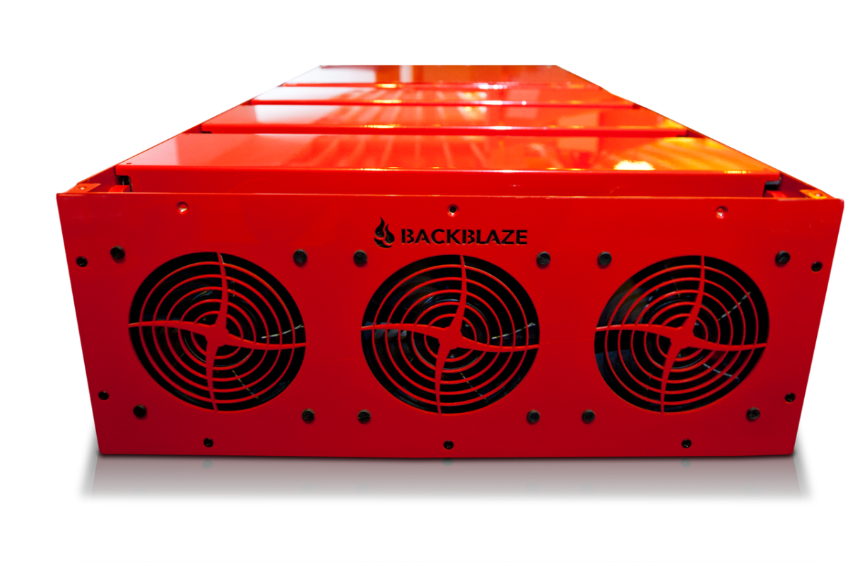 Backblaze's server failure report details best practices for building your own