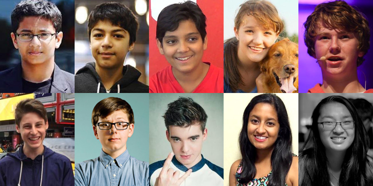 Generation Y-Not: These 10 young entrepreneurs didn't let age hold them back