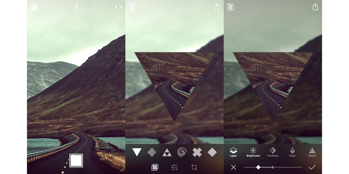 ModiFace launches Shift photo editor for iOS as an art and teaching app