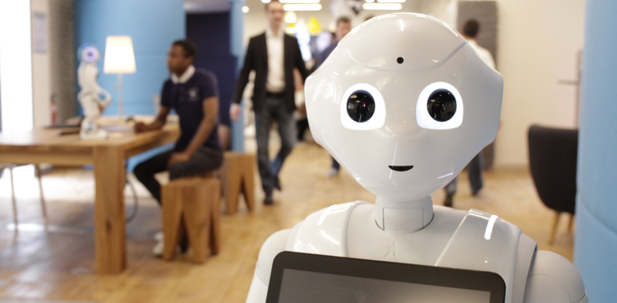 Drunk man arrested for kicking SoftBank's emotion-reading robot in Japan