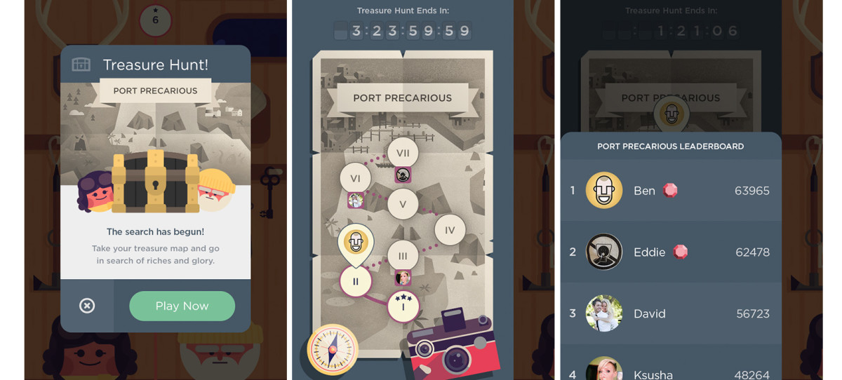 TwoDots will bring new levels every week with Treasure Hunt, an in-game competition event