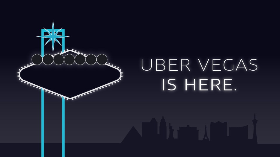 Uber launches in Las Vegas — again