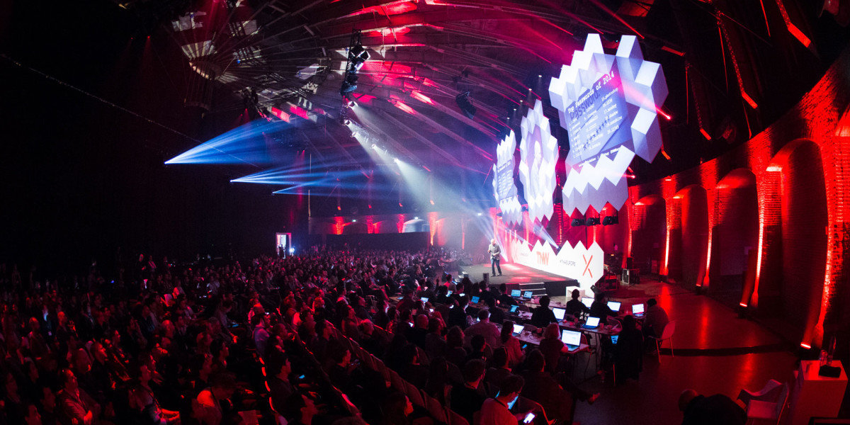 Here are the first speakers for TNW Europe 2016: Our biggest conference ever