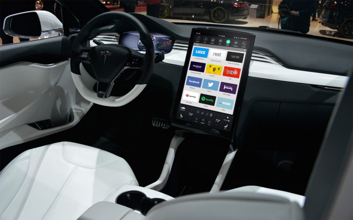 This is how Tesla's dashboard should look