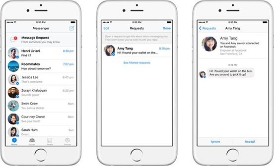 What are Facebook Message Requests and how to see them: now you can contact anyone, even if you're ...