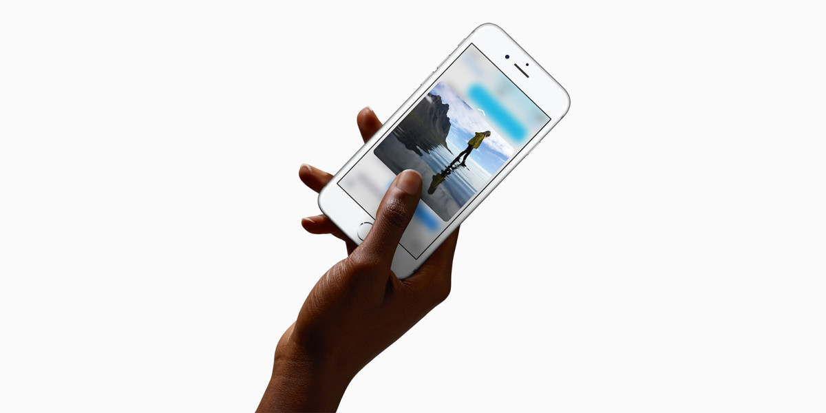 Apple is being sued for its use of 3D Touch