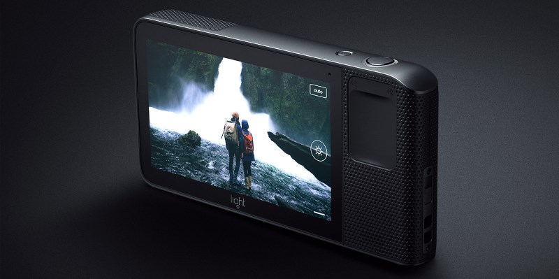 Light's $1,300 camera shoots 52-megapixel photos, 4K video