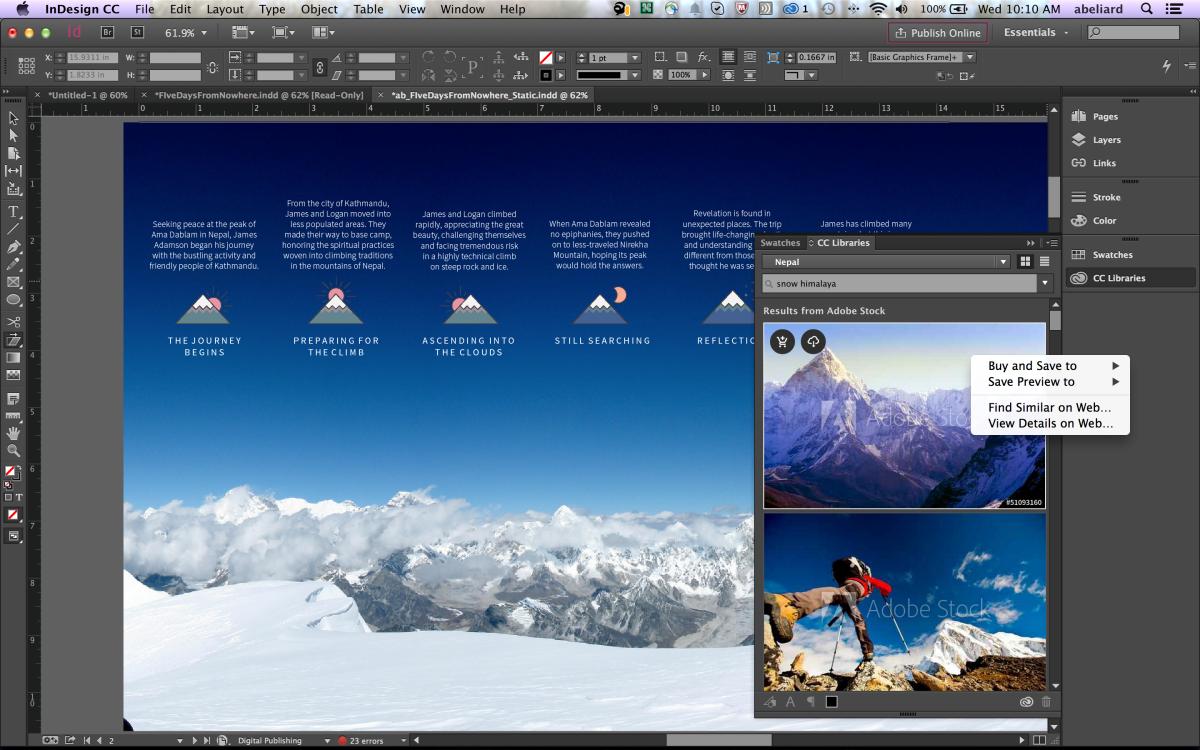 Adobe Stock + Video3