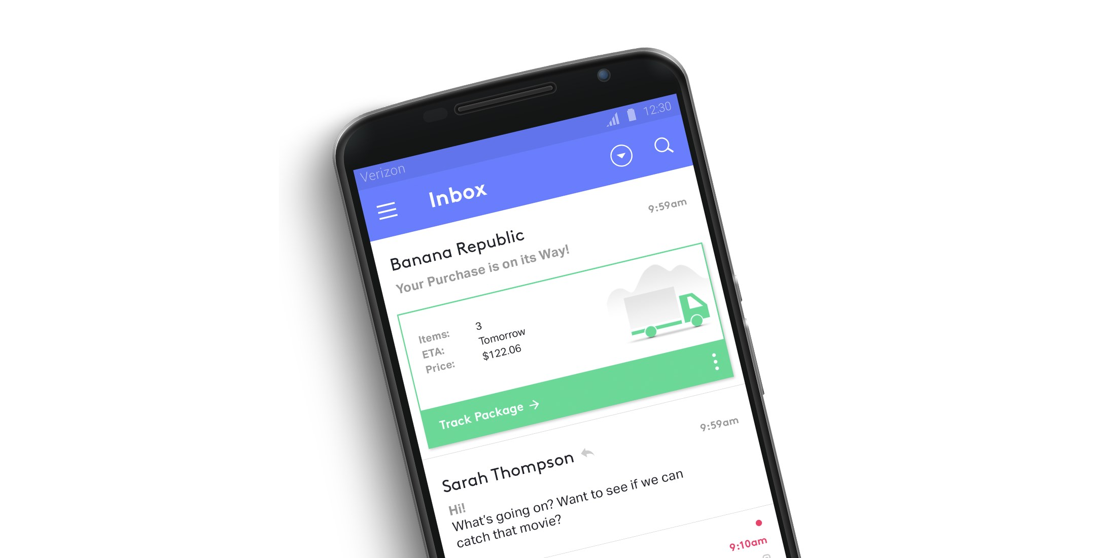 AOL's Alto email app for Android channels Google's Inbox