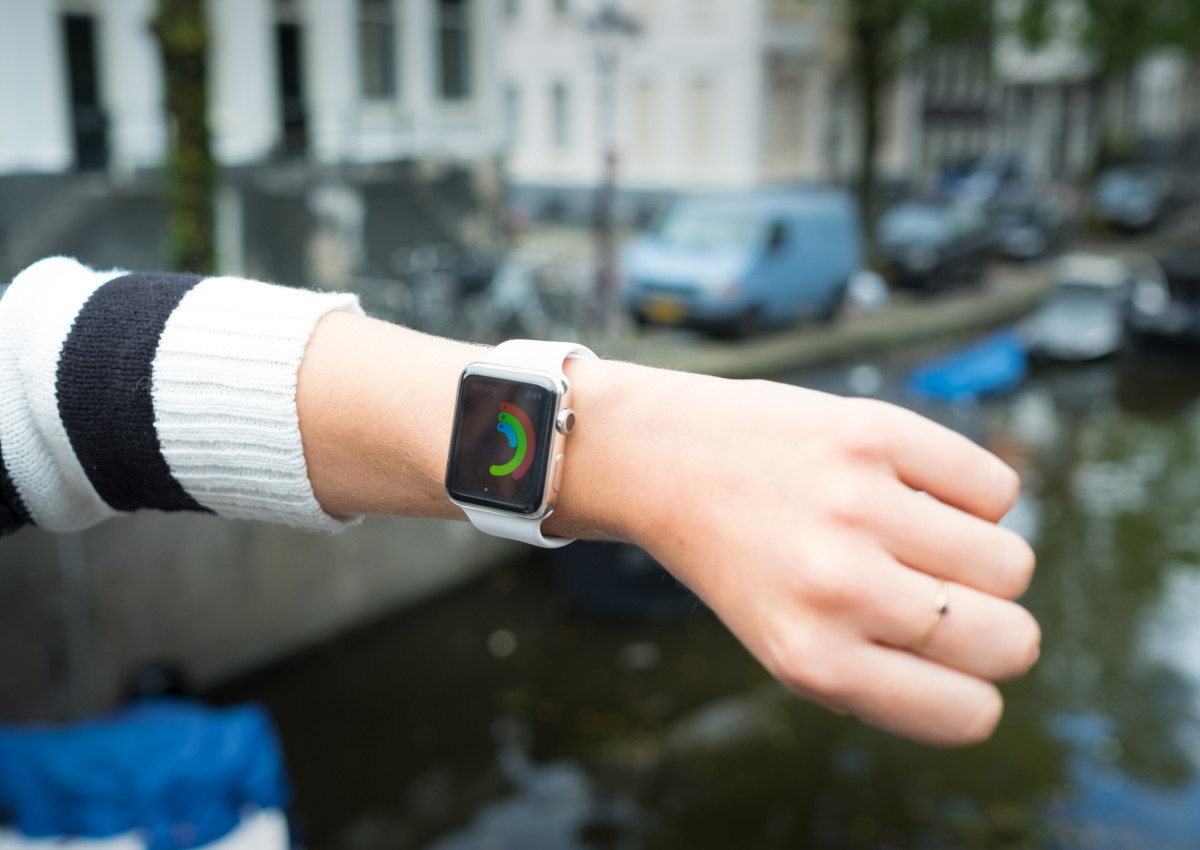 Flurry data shows Apple Watch and Android Wear may have spawned new interest in health apps