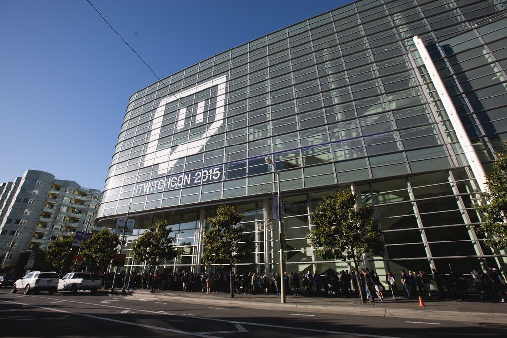 TwitchCon 2015 was weird, and that's a good thing