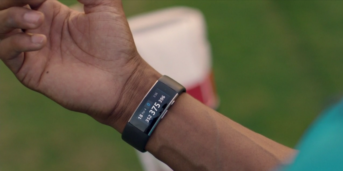 Microsoft launches Band 2 fitness tracker with curved OLED touchscreen