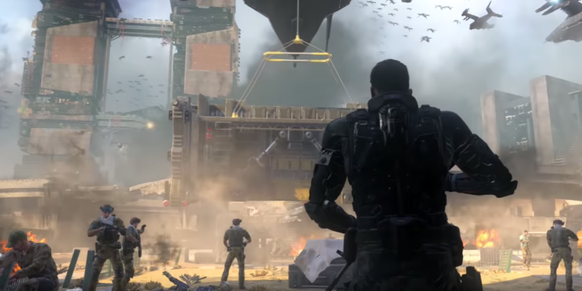 Call of Duty: Black Ops 3 will let you skip to any level as soon as you switch it on