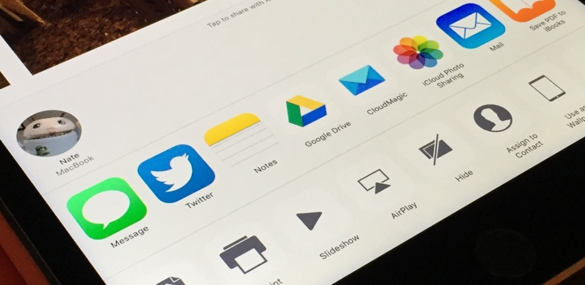 Google Drive for iOS update takes aim at your photo library