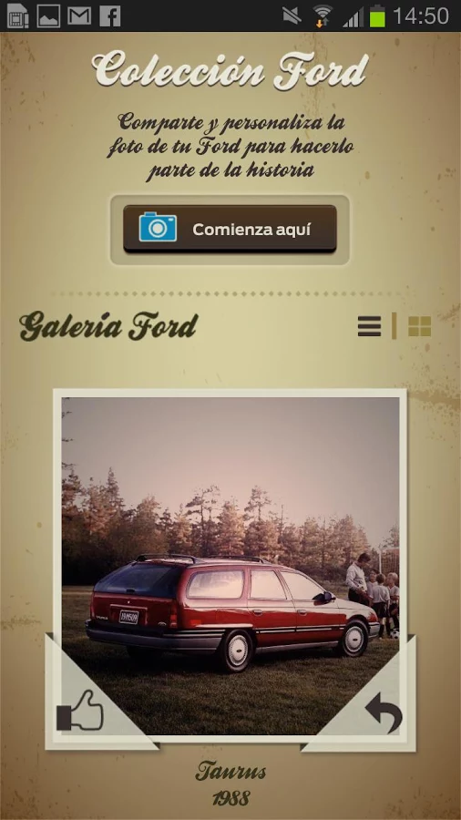 Ford collection