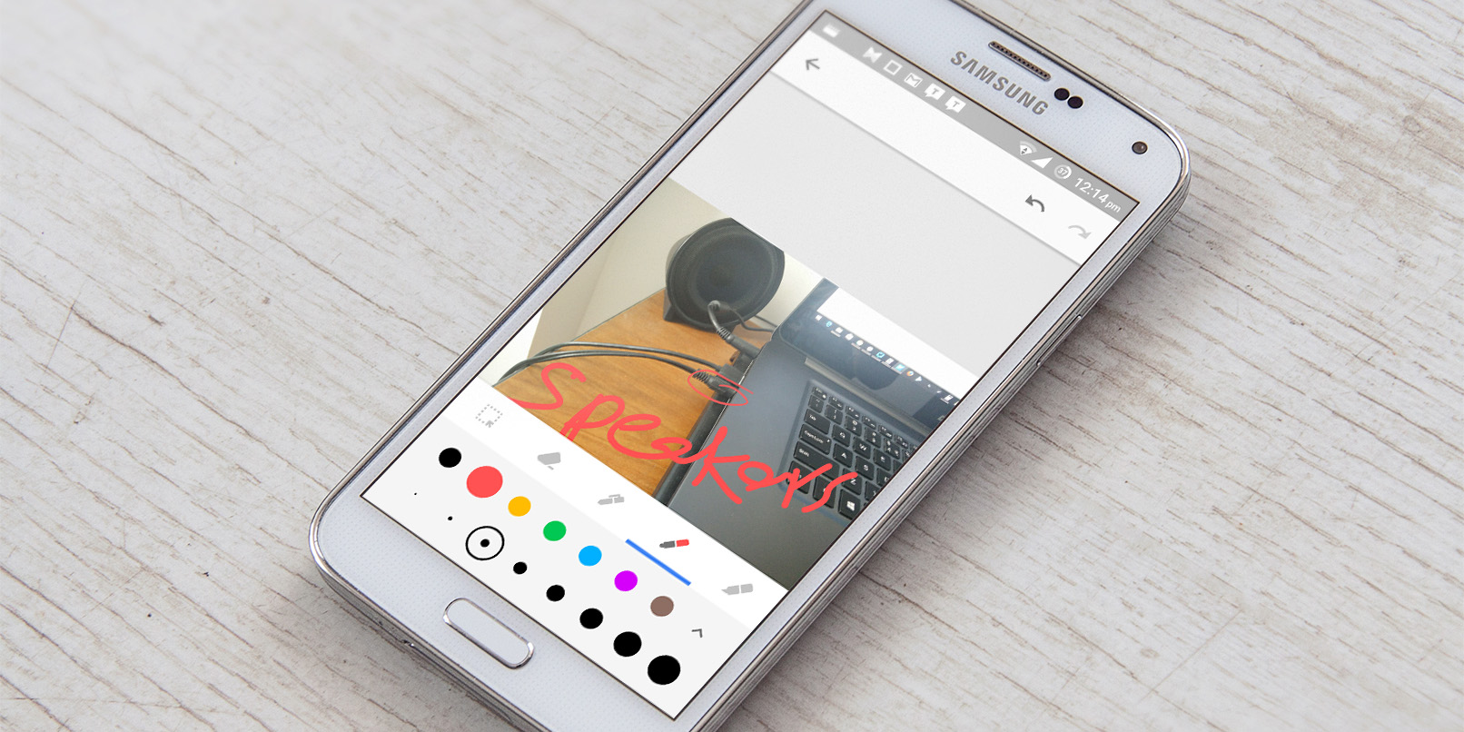 Keep lets you draw, view notes on your Android home screen
