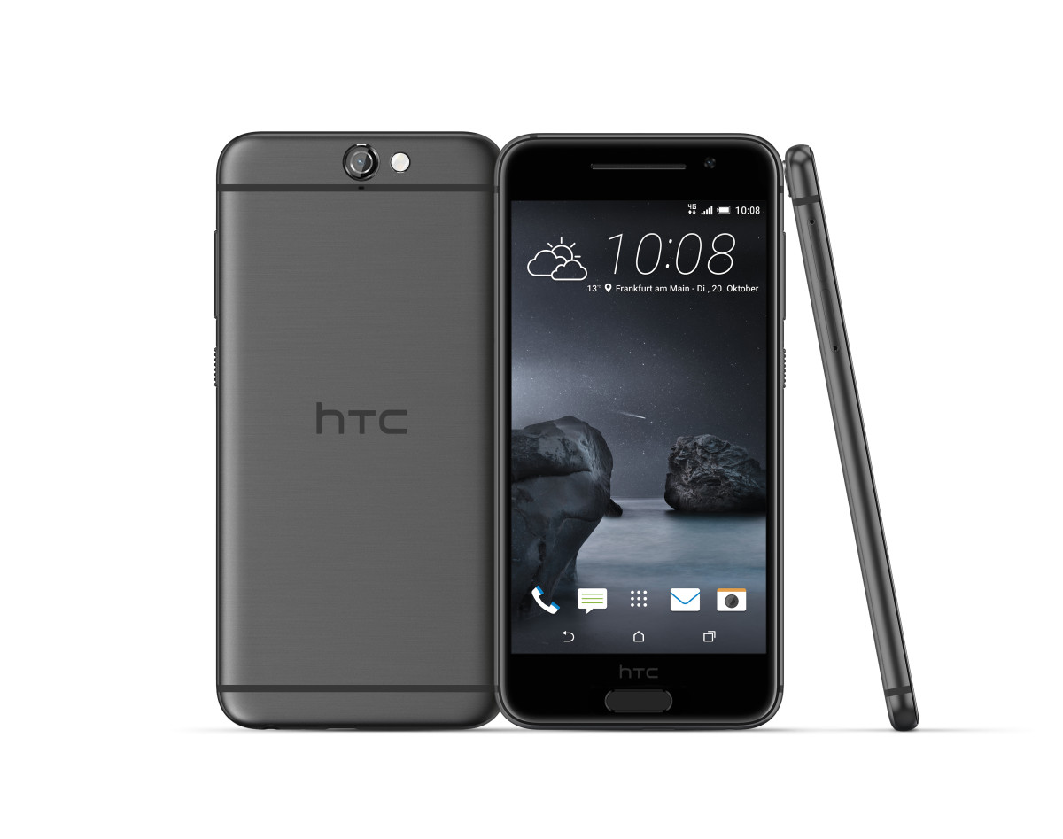 HTC launches new One A9 flagship, a Marshmallow phone with a new design