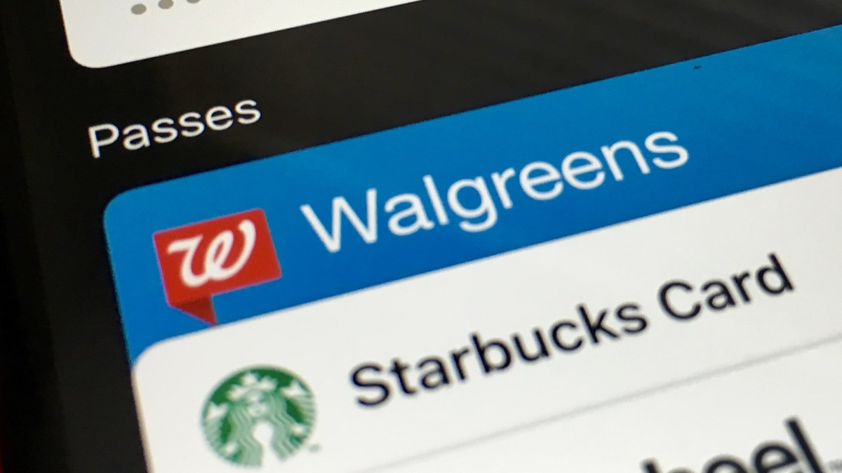 Walgreens is adding its rewards card to Apple Pay
