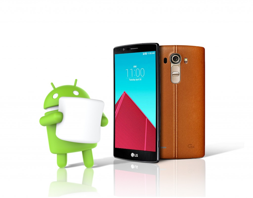 LG G4 owners will start getting Android Marshmallow from next week