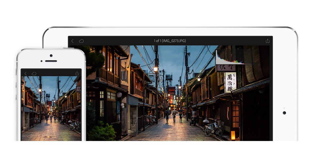 Lightroom mobile app for iOS is now a standalone image editor free for everyone