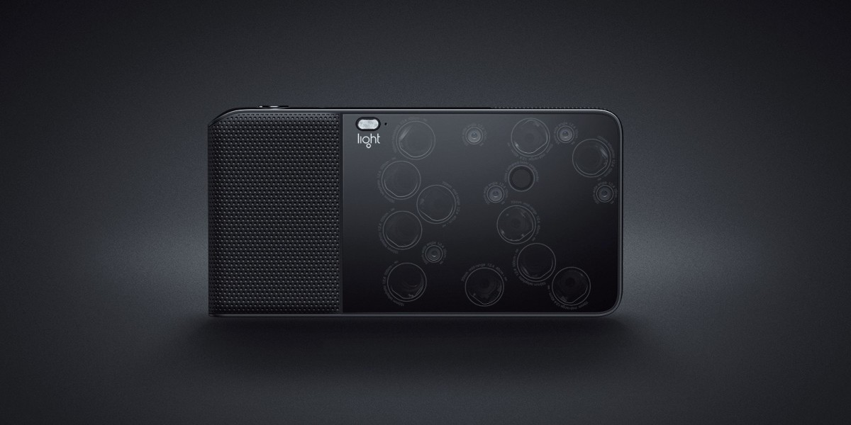 The $1,300 Light L16 packs 16 cameras in one for 52-megapixel photos and 4K video