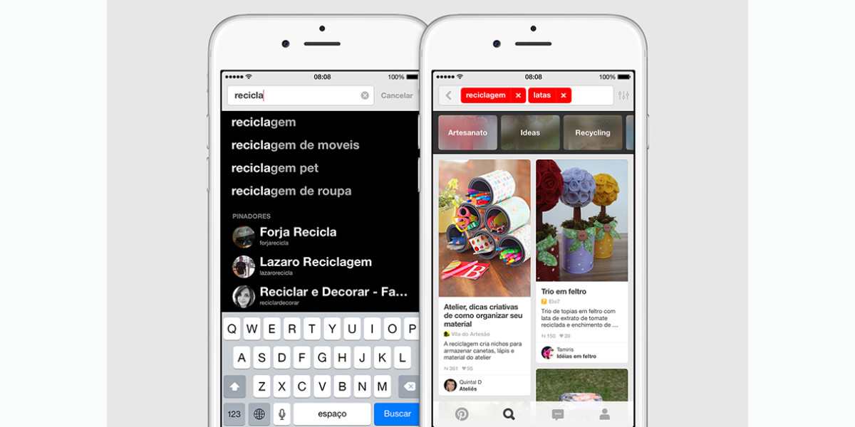 Pinterest rolls out localized search to better serve international users