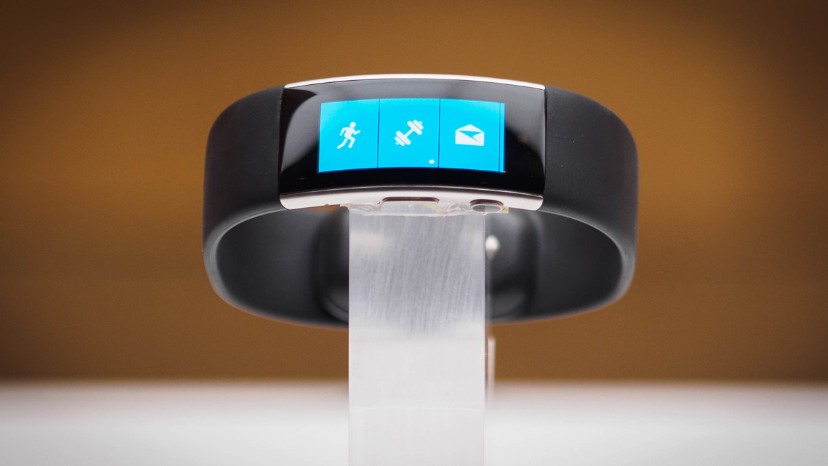 The Microsoft Band is pretty much dead