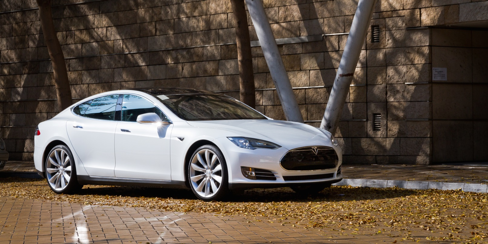 Elon Musk says Tesla's Model S doubles up as a boat